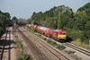 10 August 2012 :: 60063 at Undy in charge of 6B13, Robeston to Westerleigh oil