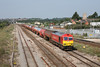 10 August 2012 :: A signal check outside Severn Tunnel Junction provided a second opportunity to capture 60063 on 6B13 Robeston to Westerleigh