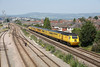10 August 2012 :: NMT Swansea to Derby (1Z20) with 43013 43062 passing East Usk Yard