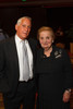 Walter Isaacson and Madeleine Albright.  The Fifteenth Annual Korbel Dinner, benefiting the Josef Korbel School of International Studies, at the Sheraton Denver Downtown Hotel in Denver, Colorado, on Wednesday, Aug. 15, 2012.<br /> Photo Steve Peterson