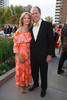 Cille (wearing Michael Kors) and Ron Williams.  Fete des Fleurs, benefiting the Denver Botanic Gardens, at the Denver Botanic Gardens in Denver, Colorado, on Friday, Aug. 24, 2012.<br /> Photo Steve Peterson
