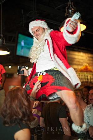 Bad Santa Night at Fuel/Kanza Hall, August 3rd, 2012