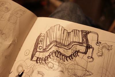 Drawings | Austin TX | 031412