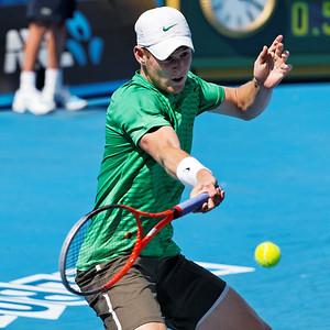 01-07. Luke Saville - Australian Open 2012 Juniors Dag 5- Foto 01-07