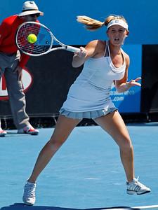 01-05. Krista Hardebeck - Australian Open 2012 Juniors Dag 5- Foto 01-05