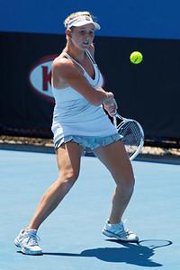 01-06. Krista Hardebeck - Australian Open 2012 Juniors Dag 5- Foto 01-06