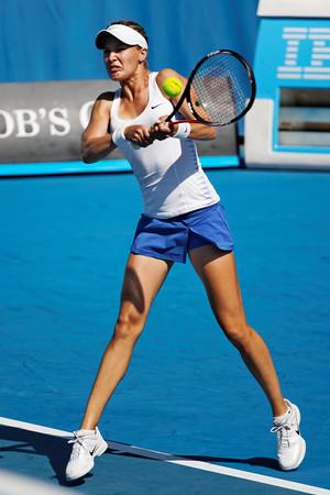 01-15. Eugenie Bouchard - Australian Open 2012 Juniors Dag 5- Foto 01-15