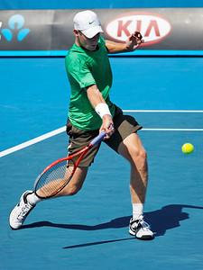 01-08. Luke Saville - Australian Open 2012 Juniors Dag 5- Foto 01-08