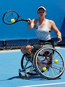 13. Marjolein Buis - Australian Open 2012 Wheelchair - Foto 13