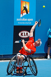 08. Maikel Scheffers - Australian Open 2012 Wheelchair - Foto 08