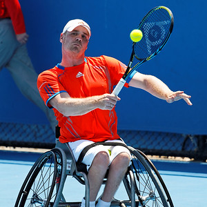 09. Maikel Scheffers - Australian Open 2012 Wheelchair - Foto 09
