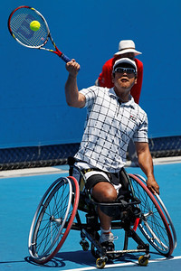11. Satoshi Saida - Australian Open 2012 Wheelchair - Foto 11