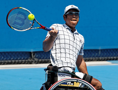 10. Satoshi Saida - Australian Open 2012 Wheelchair - Foto 10