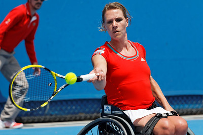 02. Esther Vergeer - Australian Open 2012 Wheelchair - Foto 02