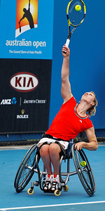 01. Esther Vergeer - Australian Open 2012 Wheelchair - Foto 01
