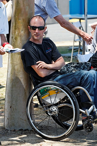 12. Relaxed - Australian Open 2012 Wheelchair - Foto 12