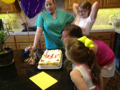 May 2012 - Averi's 17th Birthday