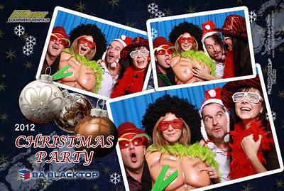 BA Black Top Christmas Party