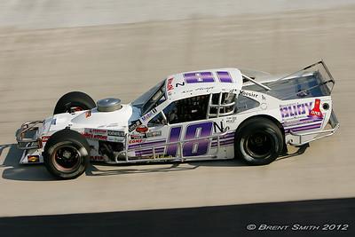 Bristol Motor Speedway August 22, 2012