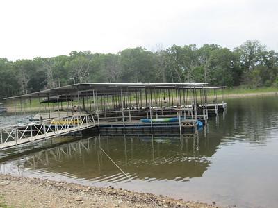 BRANSON FISHING TRIP 4/2012