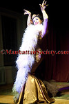 BURLESQUE A-PADES Starring ANGIE PONTANI on Friday, October 19, 2012 at the SOHO Playhouse, 15 Vandam Street between Varick and Sixth Avenue, New York City, NY (Photos by Christopher London ©2012 ManhattanSociety.com)