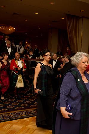 Speeches, toasts and ceremonies