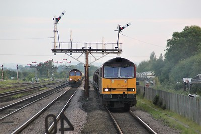 60049 2048/6E08 Wolves-Immingham passes Barnetby