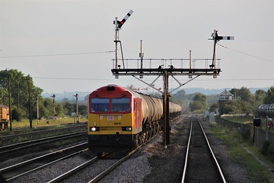 60079 2003/6D43 Jarrow-Immingham passes Barnetby