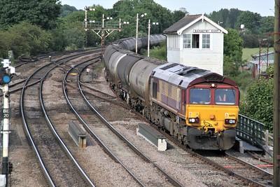 66198 1742/6m24 Lindsey-Kingsbury passes Barnetby