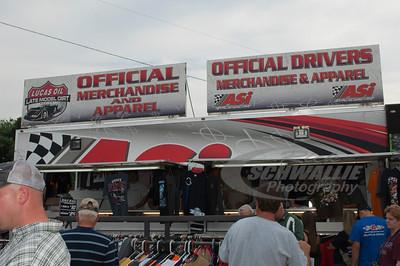 ASI Souvenir Trailer @ Batesville Motor Speedway