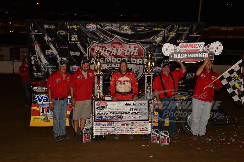 Batesville Motor Speedway (AR) 8/17&18