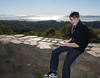 Tilden Park: Benjamin at WIldcat Peak