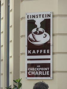 Berlin, Germany - Checkpoint Charlie - My how things have changed!