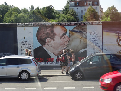 Berlin, Germany - Berlin Wall
