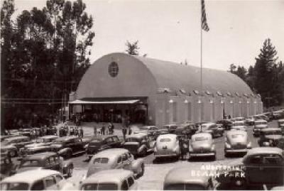 Beulah Park Auditorium - Circa 1950's