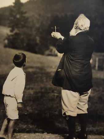 Alexander Graham Bell - Baddeck Nova Scotia