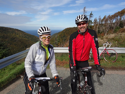Pam and Terry - Day Three - Cape Breton Cabot Trail Tour