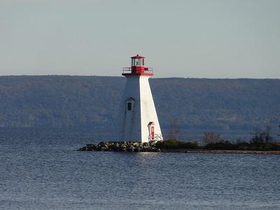 Baddeck Light House