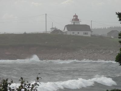 Lighthouse - Day Four - Cape Breton Cabot Trail Tour