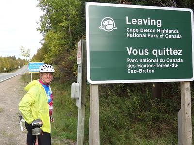 Vince Day Three - Cape Breton Cabot Trail Tour