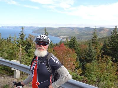 Dave - Day Three - Cape Breton Cabot Trail Tour