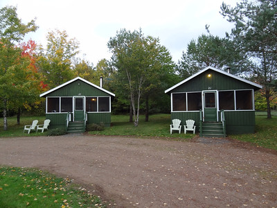 Our Cabins in Margaree Valley