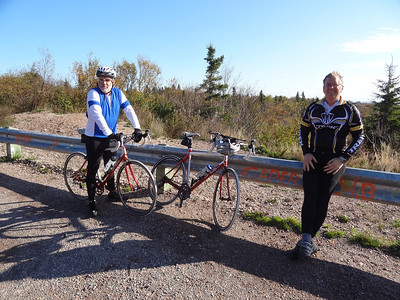 Steve and Jeff - Day Five - Cape Breton Cabot Trail Tour