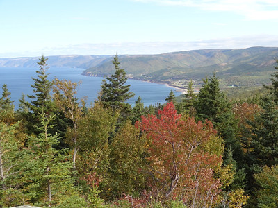 Day Three - Cape Breton Cabot Trail Tour