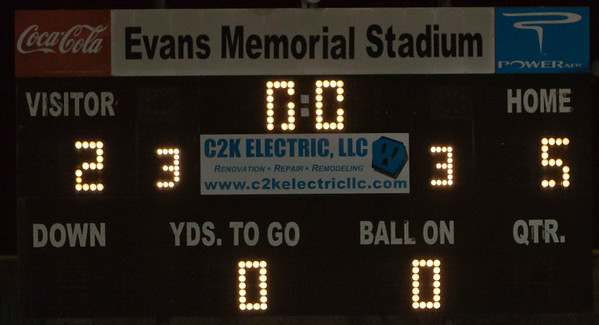 Boys Varsity -vs- Cedar Shoals (04/10/12)