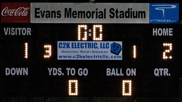 Boys Varsity -vs- Loganville (03/27/12)