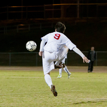 Boys Varsity -vs- Parkview (02/21/12)