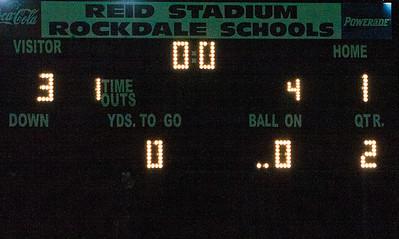 Boys Varsity -vs- Rockdale (02/24/12)