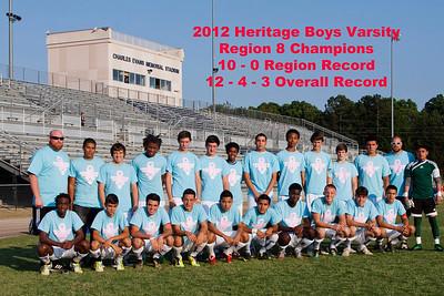 Boys Varsity -vs- S Forsyth (05/01/12)