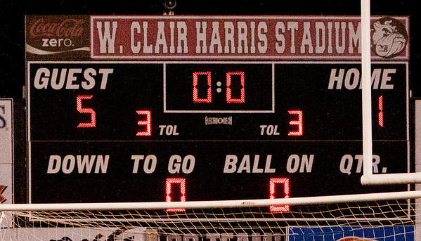 Boys Varsity -vs- Winder-Barrow (03/06/12)